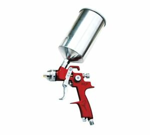 Atd Tool 6901 1 4mm Automotive Hvlp Gravity Topcoat Clearcoat Spray Paint Gun