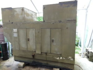 Diesel Engine Generator 15 Kw 208 416 120 240 Volts Works