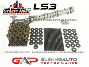 Tick Performance Street Heat Stage 3 Polluter Cam Kit For Ls3 Camaro Corvette G8