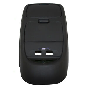 02 03 04 Ford Super Duty Pickup Truck Black Overhead Roof Ceiling Console