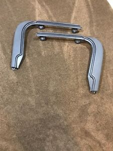 Jeep Wrangler Tj Oem Soft Top Door Surrounds 1997 2006 With Knobs