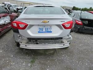 2017 Chevrolet Cruze Premier Sedan Rear Decklid Trunk