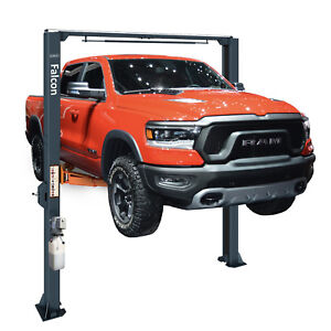 Falcon Hw 12koh 12000 Lb 2 Post Car Lift Over Head Heavy Duty Auto Truck Hoist