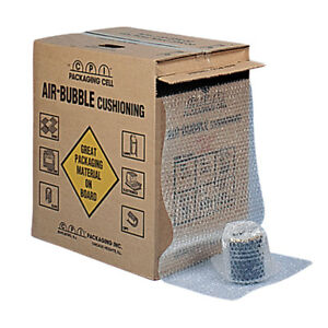 Bubble Packaging Dispenser Pack 175 Roll Bubble Material