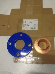 New 2 Id 2 Inch Cti 150 Lb Copper Companion Flange 672 2 1 8 Od