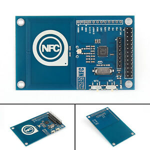 Pn532 Nfc Development Board Rfid Card Readers Module 13 56mhz 3 3v For Arduino S