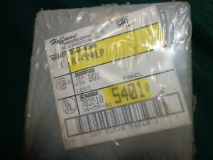 Hoffman A 404lp Jic Electrical Box New In Factory Packaging