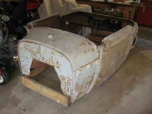 1928 Ford Model A Roadster Coupster Body Hot Rod Rat Rod 1932 Ford
