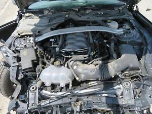 2018 Ford Mustang 5 0l Complete Engine Liftout With Auto Trans