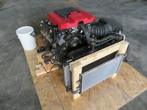 2012 2015 Chevrolet Camaro 6 2l Supercharged Lsa Engine And Auto Trans
