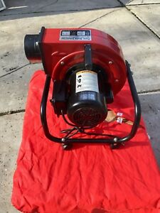 Working Penn State Industries Model Dc3 Dust Collector no Hose Or Bag