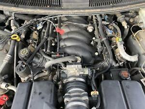 1999 2000 Pontiac Firebird 5 7l Ls1 Engine Pullout With Auto Trans