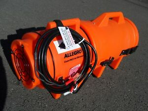 Allegro 9536 15 Confined Space 8 Blower Kit 12 Volt