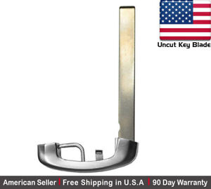 1x Replacement Smart Remote Key Blade For Bmw Smart Key Proximity Kr55wk49863