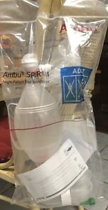 Ambu Spur Ll Resuscitator Bag With Adult Med Mask 1 X Each Reference 521611000
