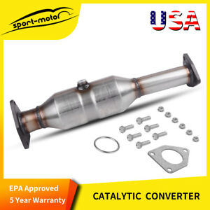 For 2003 2004 2005 2006 2007 Honda Accord Catalytic Converter 2 4l Direct Fit