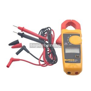 Fluke 302 Digital Clamp Meter Handheld Multimeter Tester Wireless Ac Dc Volt