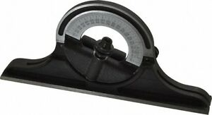Starrett 12 To 24 Inch Long Blade Reversible Combination Square Protractor H
