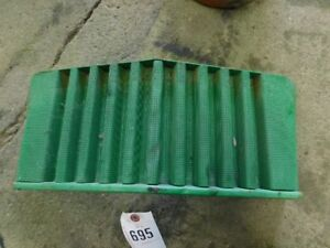 John Deere 3020 Tractor Front Grill Screen Tag 695