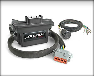 Amp D Ampd Throttle Booster Kit With Power Switch 2005 2006 Dodge 5 9l Cummin