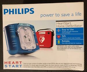 Philips Heartstart Home Hs1 Aed M5068a 2020 Pads 8 Year Warranty 2018 Sealed Box