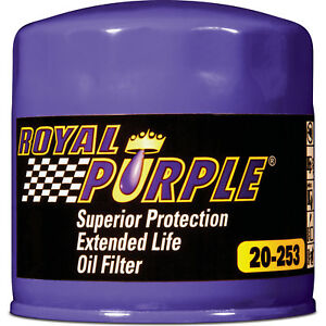 Royal Purple Ltd Engine Oil Filter 20 253