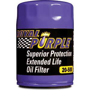 Royal Purple Ltd Engine Oil Filter 20 500