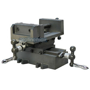 2 Way 3 Drill Press X y Compound Vise Cross Over Slide Mill Drill Press Table