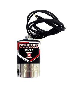 Side Exit Nitrous Solenoid 120 Induction Solutions