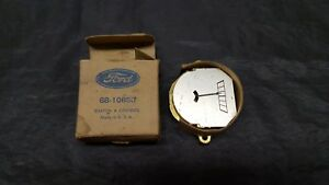 1935 36 Ford Amp Gauge New In Box Nos