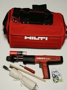 Hilti Dx 351 Powder Actuated Nail Gun pre Owned