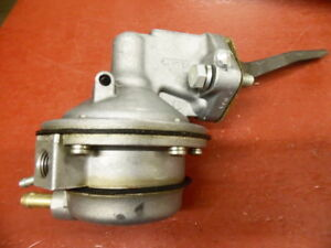 4907s Carter Fuel Pump 1970 1971 Ford 429cj Cobra Jet Mecanical