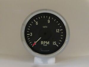 Tachometer New Old Stock Smiths Industrial Division 1500 Rpm C51732