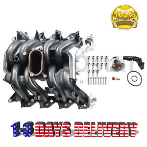 Upper Intake Manifold W Gaskets For Ford E Series F Series Pickup Truck 5 4l V8