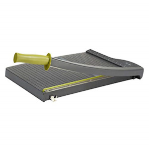 Swingline Paper Trimmer Guillotine Paper Cutter 15 Cut Length 10 Sheets Lite