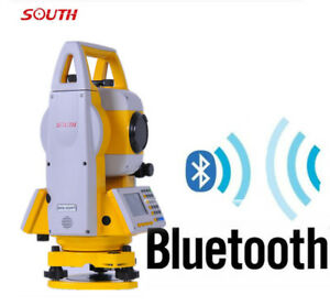 New South Reflectorless 400m Laser Total Station Nts 332r4 With Bluetooth