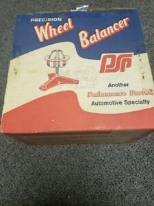 Vintage Philmont Steel Products Precision Wheel Balancer Original Packaging