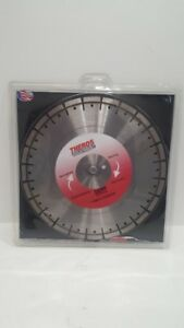 Dixie Diamond 14 Diamond Tipped Wet dry Cured Concrete Saw Blade Ncs14125