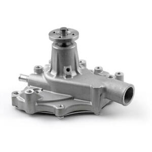 Speedmaster Water Pump Pce195 1016 Satin Aluminum For Ford 289 302 351w Sbf