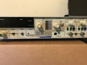 Fluke 1953a Frequency Counter Timer