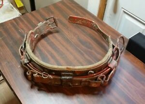 rare Klein Tools Utility Pole Climbing Belt Model 5282n20 B13