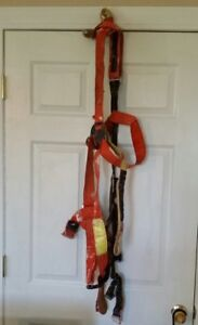 Dbi Full Body Safety Harness Climbing Gear Fall Arrest Protection A09