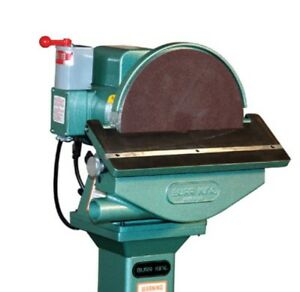 Burr King 12 Variable Speed Disc Grinder 12 29700