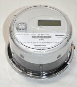 Honeywell Rud Electronic Watthour Meter Zh5w1a00004 Class Cl200 120v 3w