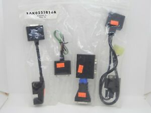 Snap On Eak0253b10a Modis Solus Cable Adapter Kit