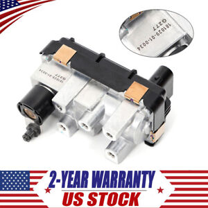 Electronic Turbocharger Actuator Fit For Mercedes Chrysler Jeep Dodge 160 165kw