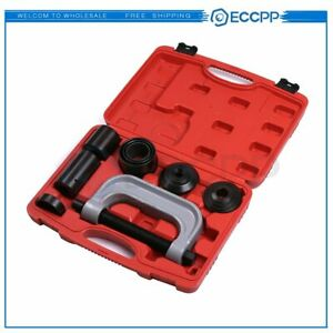 4 In 1 Auto Truck Ball Joint Service Tool Kit 2wd And 4wd Remover Installer