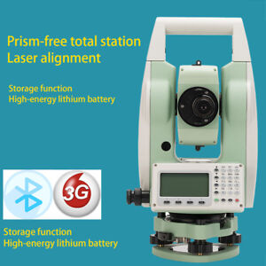 New Leter Ats 120r Reflectorless Total Station