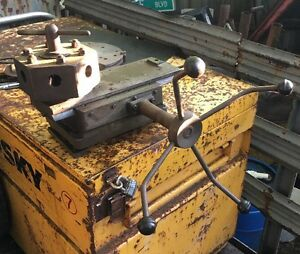 15 Metal Lathe 2206 Enco Turret Tailstock May Fit Southbend Clausing Leblond