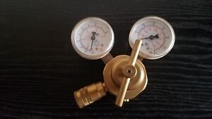 Nitrogen Regulator Gauge